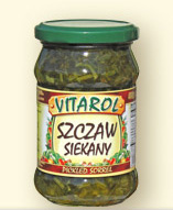 Szczaw siekany 300g - Vitarol