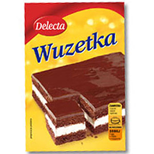 Wuzetka - Delecta