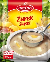 Zupa żurek śląski 46g - Amino