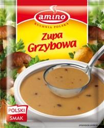 Zupa grzybowa 40g - Amino