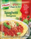 Fix Spaghetti bolognese 48g Knorr