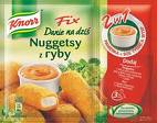Fix Nuggetsy z ryby 69g Knorr