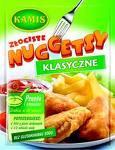 Złociste nuggetsy klasyczne 90g Kamis