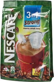 Kawa Nescafe 3w1 strong 18szt.