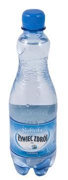 Woda gazowana 0,5l Żywiec