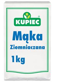 Mąka ziemniaczana 1kg - Kupiec
