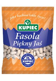 Fasola piękny Jaś Karlowy  400g - Kupiec