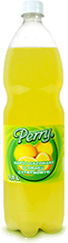 Napój oranżada lemon 1,5l Perry
