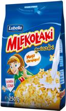 Mlekołaki Gwiazdki cynamonowe 250g Lubella