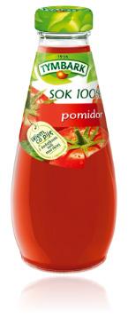 Sok pomidorowy 0,2l Tymbark
