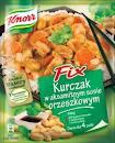 Fix kurczak w sosie orzeszkowym 46g Knorr