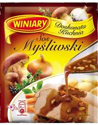Doskonała kuchnia sos myśliwski 33g Winiary
