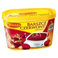 Barszcz czerwony instant kontenerek 170g Winiary