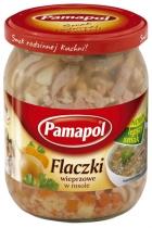 Flaki wieprzowe w rosole 500g Pamapol