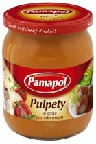 Pulpety w sosie pomidorowym 500g Pamapol