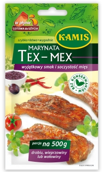 Marynata Tex Mex 75g Kamis
