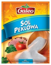 Sól peklowa 50g Galeo