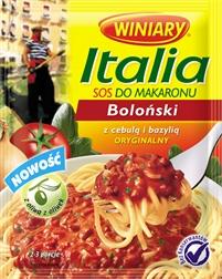 Italia Sos boloński 46g Winiary