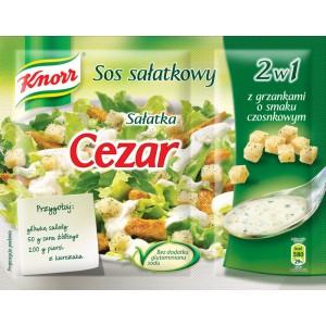 Sałatka Cezar 30g Knorr