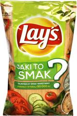 Chipsy o smaku warzywnym 145gr Lays