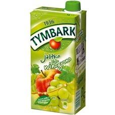 Napój jabłko winogrona karton 1L Tymbark