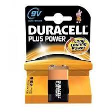 Bateria 6LR6I / MN1604 9V Duracell