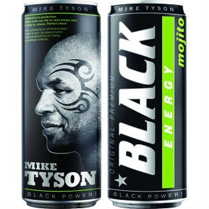 Black energy mojito 250ml