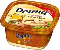 Delma Extra z masłem 500g