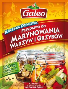 Przyprawa do marynowania warzyw i grzybów 20g Galeo