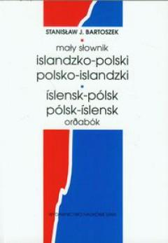 Słownik islandzko-polski / polsko-islandzki S.J. Bartoszek