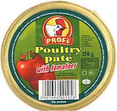 Pasztet z pomidorami 131g - Profi