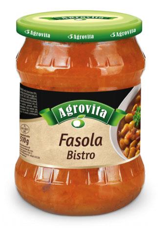 Fasola Bistro 510g - Agrovita