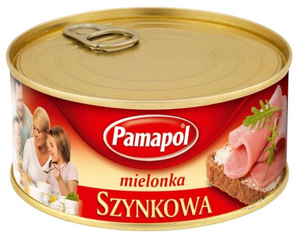 Mielonka szynkowa 300g -  Pamapol