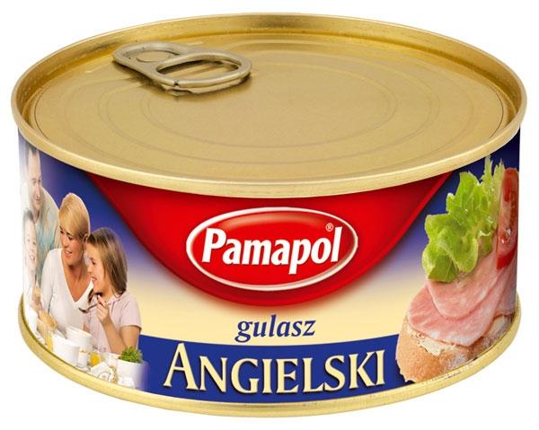 Gulasz angielski 300g -  Pamapol