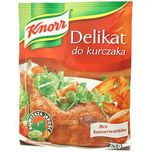 Przyprawa do kurczaka 25g- Knorr