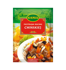 Przyprawa do potraw kuchni chińskiej 25g - Kamis