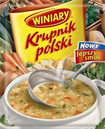 Krupnik polski - Winiary