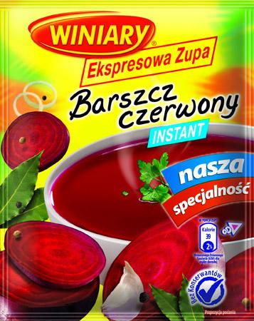 Barszcz czerwony instant 49g - Winiary