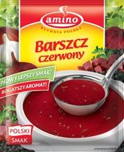 Zupa barszcz czerwony 37g- Amino