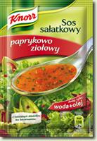Paprykowo -ziolowy  Knorr
