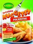 Złociste nuggetsy pikantne 90g Kamis