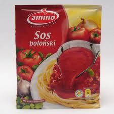 Sos boloński 43g Amino