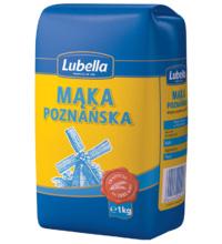 Mąka tradycyjna poznańska 1kg Lubella