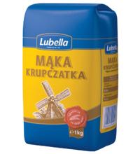 Mąka tradycyjna krupczatka 1kg Lubella