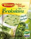 Bukiet warzyw Zupa brokułowa 63g Winiary