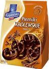 Pierniki królewskie Precle w czekoladzie 160g Bahlsen