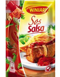 Sos Salsa 250g Winiary