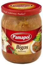 Bigos domowy 500g Pamapol