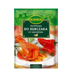 Przyprawa do kurczaka po węgiersku 25g Kamis