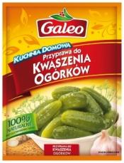 Przyprawa do kwaszenia ogórków 40g Galeo